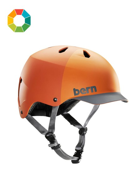 Bern Team Watts EPS Summer Skate Helm 2017