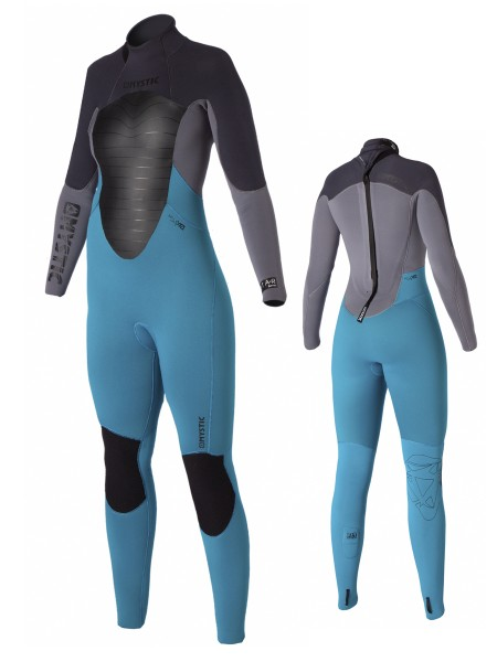 Mystic Star 3/2 D/L Fullsuit Women mint