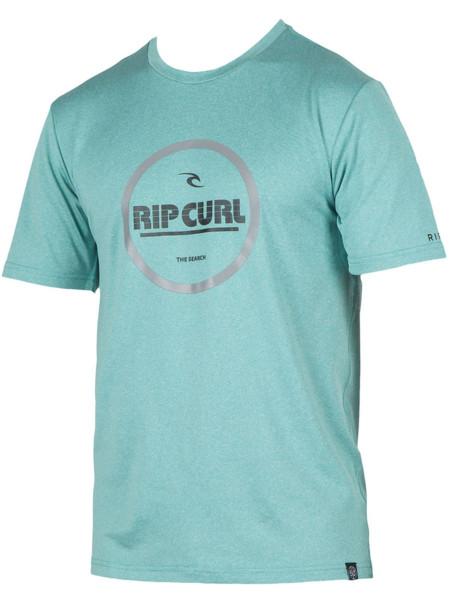 Rip Curl Search Series Graphic SS Rashguard Shirt