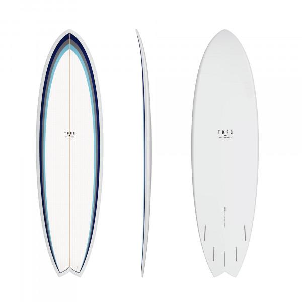 Surfboard TORQ Epoxy TET 6.6 MOD Fish Classic 2