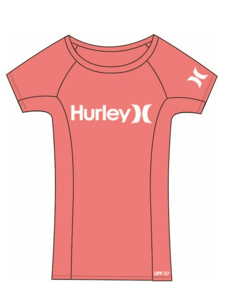 Hurley One & Only Rashguard Women