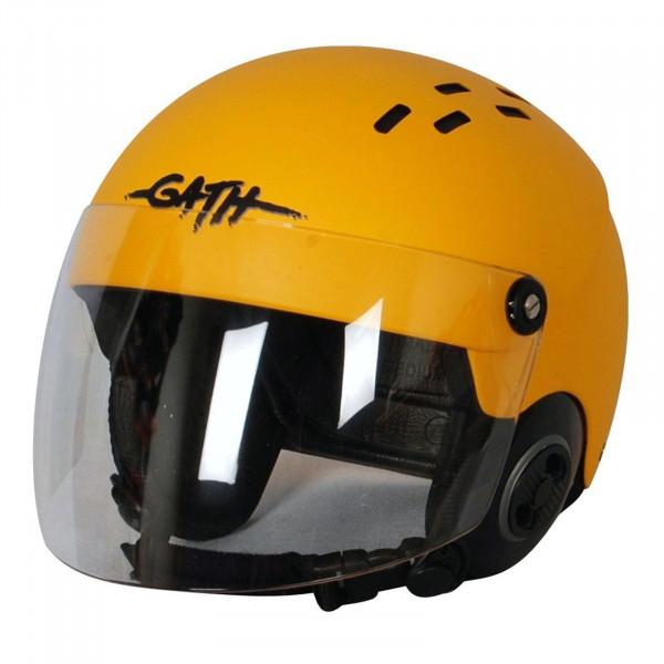 GATH Helm RESCUE Safety Gelb matt Gr L