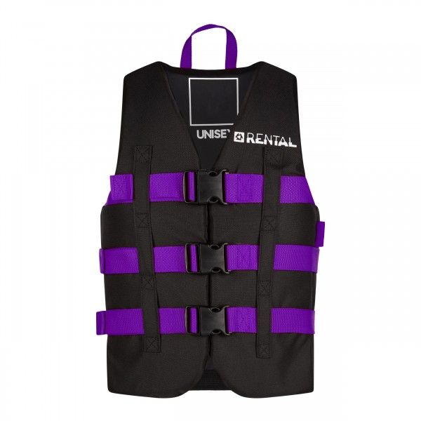 Mystic Rental Floatation Vest Wake