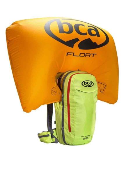 BCA Lawinenrucksack Float 22 + Kartusche