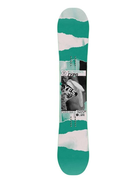 Yes Typo Wide Snowboard