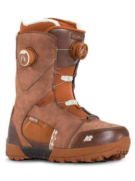 K2 Arrow Women Snowboard Boot brown **B-Ware**