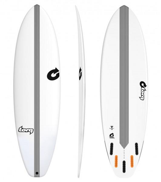 Surfboard TORQ Epoxy TEC BigBoy23 7.2