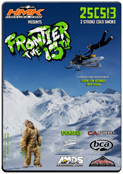 2 STROKE COLD SMOKE 13 by Frontier Films