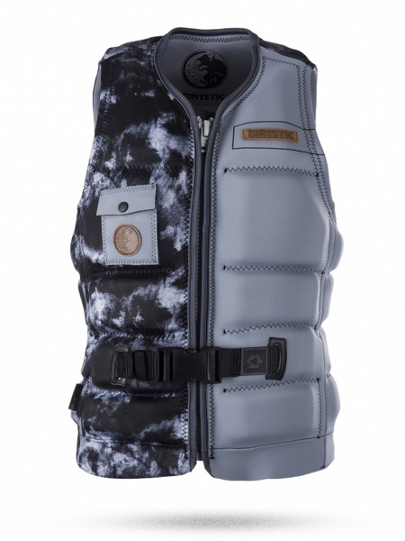 Mystic Cable Rats FrontZip Wakeboardweste