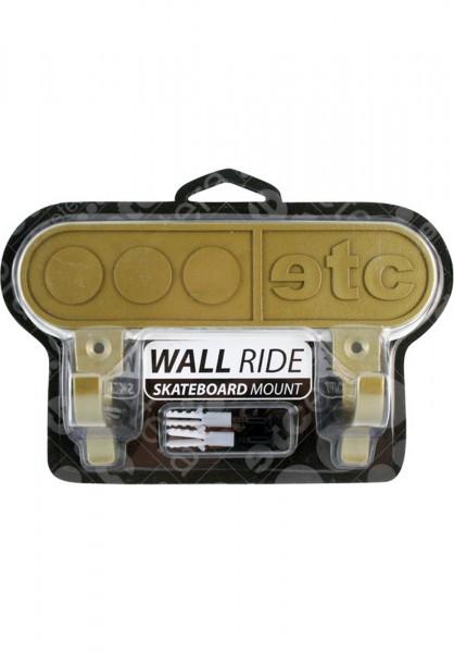 Etcetera Wall Ride Board Mounting gold - Wandhalterung für Boards