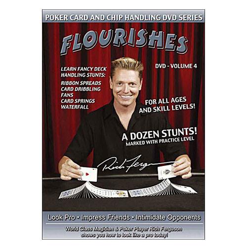 Poker Flourishes mit Rich Ferguson - Vol. 4 Englische Version