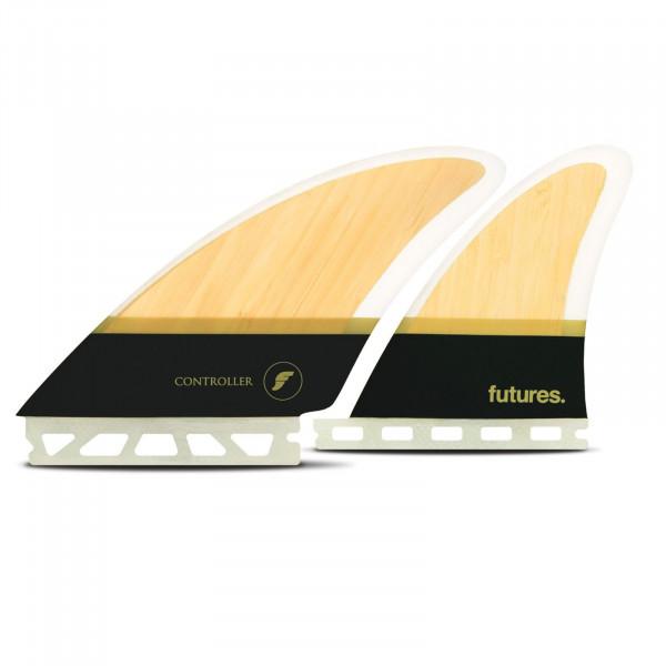 FUTURES Quad Fin Set Controller Honeycomb