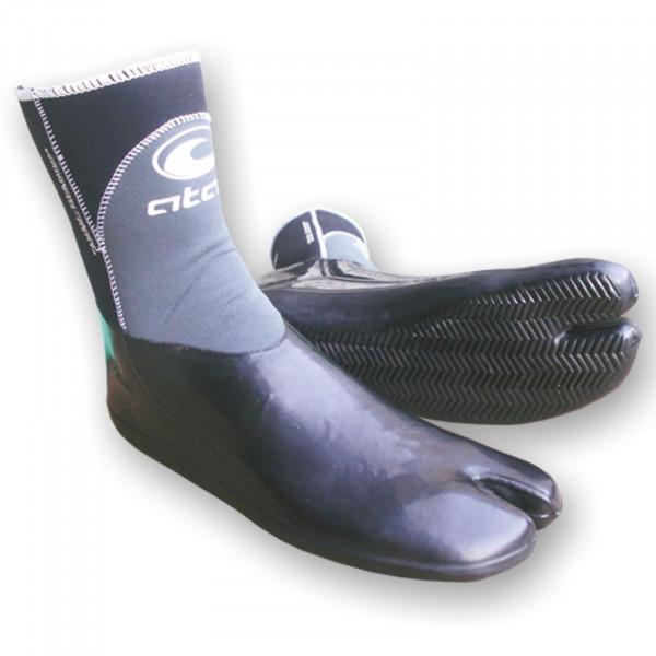 ATAN Madisson Neopren Latex Schuh 3mm Gr 44-45 T4