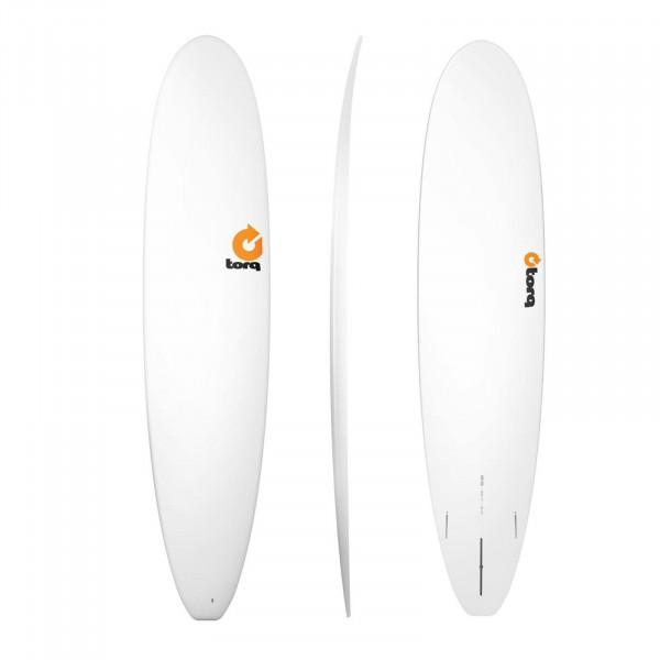 Surfboard TORQ Epoxy TET 8.6 Longboard White